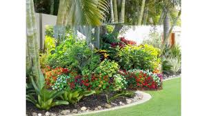 Small Picture Small tropical garden ideas YouTube