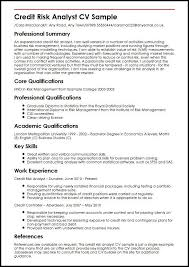 Credit Analyst Resume Sample Best of Credit Analyst Resume Sample Best Resume Collection