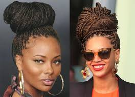 Diffrent Hair Style how to pack braids in different hairstyles naijcom 4419 by wearticles.com