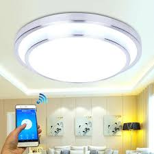wireless ceiling light led lights indoor smart lighting with app remote wall w control switch