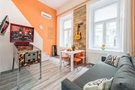 Budapest Apartment Concept Keeps Tourists Happy The Budapest