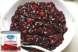 Enjoy the crisp, clean taste of cranberries from ocean spray®. Ocean Spray Jellied Cranberry Sauce Ipirotissa
