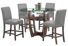 round kitchen table for 4 best natural wood and glass top round kitchen tables for with 4 dining chairs unique room cabinets dazzling your kitchen