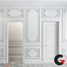 3dsky pro stucco molding for walls 1