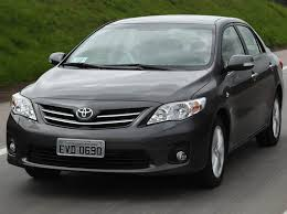 Toyota Corolla 1.8 2013 Technical specifications   Interior and ...