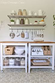 diy small kitchen decor kitchen storage ideas that wont break the budget renov on great budget