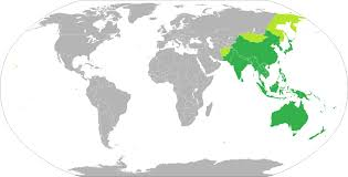 Who are asian pacific