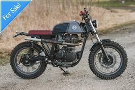 royal scrambler analog motorcycles