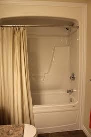 one piece shower tub units medium size of one piece acrylic tub shower architecture bathtub combo