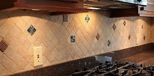 Stone Tiles With Medallions
