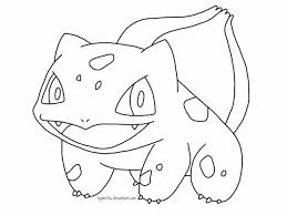 Small Picture Bulbasaur Pokemon Coloring Pages Nice Coloring Pages for Kids