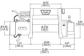 warn winch wiring diagram solenoid ewiring warn winch wiring diagram xd9000i solidfonts