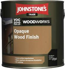 Johnstones Woodworks Satin Woodstain Discount Trade Paint