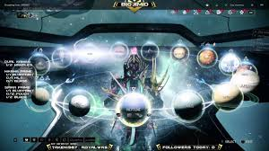 Star Chart 3 0 Warframe Star Chart 3 0