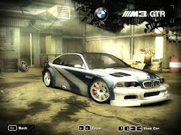 BMW Convertible 2005 bmw m3 gtr : NFS Most Wanted (2005) - BMW M3 GTR by 850i on DeviantArt