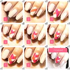 Simple Easy Beautiful Nail Art Tutorials Step by Step | Tips How ...