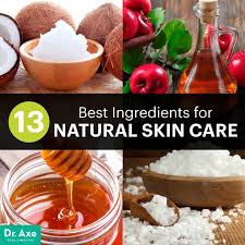 13 best ings for your natural skin care ritual