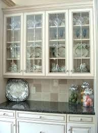 leaded glass cabinet doors how to make antique stained beveled