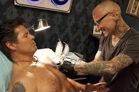 шоу кошмарные татуировки вокруг тв