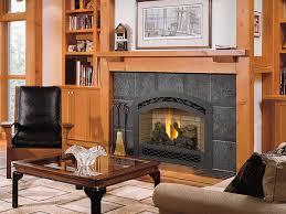 564 space saver gas fireplace thin profile