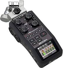 <b>Zoom H6</b>/UK Handy Recorder: Amazon.co.uk: Musical Instruments