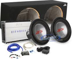 bass package hifonics brz12001d alpine swr1242d amp kit box 3000w complete hifonics alpine bass package