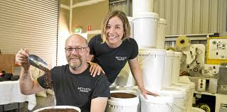 Toowoomba chocolate makers scoop rising star award in London | Daily Mercury