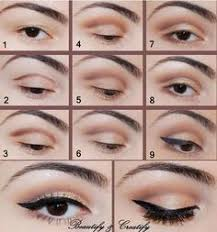 30 tutorial make up mata natural lat sehari hari