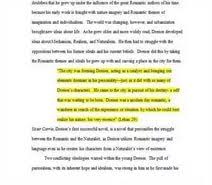 Block Format Essay Example The Structure Of A Compare Or Contrast