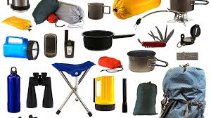 Basic Supplies, Part 1 | Camping - YouTube
