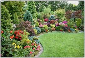 Flower Landscape Edging Options Top Image Of Natural Bjyapu Stylish Lawn  Ideas Uk For Garden Front