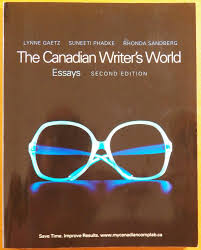 The Canadian Writer     s World  Essays  Second Edition  by Gaetz     AbeBooks The Canadian Writer     s World  Essays  Second Edition   Gaetz  Lynne  Phadke