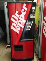 Dixie Narco Vending Machine Codes Unique Dixie Narco 4848 Bubble Front Soda Vending Machine WCoin Bill'S