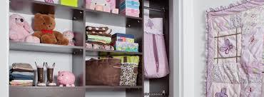 kids closet. Custom Kids Closet With Chocolate Pear Finish And Flat Panel Style A