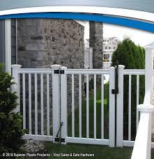 vinyl fence gate hardware. Vinyl Gates - Gate Hardware Superior Plastic Products Fence A