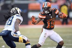 Cleveland Browns Wide Receiver Depth Chart Projections