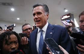 Senate Votes To Acquit Donald Trump in Split Vote With Republican Mitt  Romney As Sole Defector