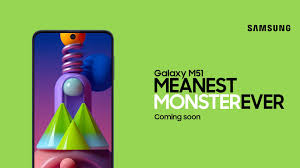 Samsung officially teases Galaxy M51 ...