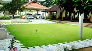 Small Picture House Garden Designs In Kerala The Garden Inspirations