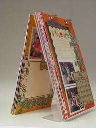 4x6 mini desk calendar mounted on a dollar acrylic photo frame love it