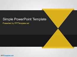Powerpoint Themes Free Download Free Simple Ppt Template