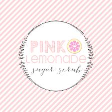Pink Lemonade Designs Pink Lemonade Sugar Scrub Labels The Girl Creative