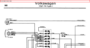 simple wiring diagram vw dune buggy wiring solutions Dune Buggy Wiring Key simple wiring diagram vw dune buggy solutions