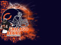 nfl chicago bears football wallpaper