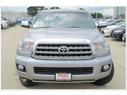 New 2017 Toyota Sequoia Limited 4D Sport Utility in Crystal Lake ...