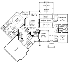 craftsman plan 3,060 square feet, 3 bedrooms, 3 5 bathrooms Mountain House Plans Cost To Build Mountain House Plans Cost To Build #46 4 Bedroom House Plans
