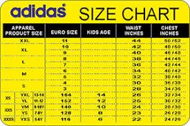 Adidas Socks Size Chart Adidas Socks Sizing Chart