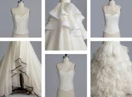 A Brides Design Chic Two Piece Gowns Let Brides Design Their Own Wedding