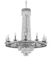 crystorama 5269 eb cl mwp mercer 16 light 43 inch english bronze chandelier