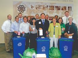 St. Vincent's green team sprouts - The Resident Community News Group, Inc.  | The Resident Community News Group, Inc.